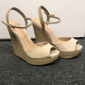 247f82a9832 Aldo Shoes - Aldo Shizuko Ankle-Strap Wedge Sandals